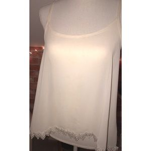 Strap blouse